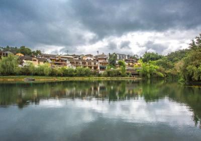 腾冲:火山下的极边之地,出国比去省城快,是中国古建筑活化石