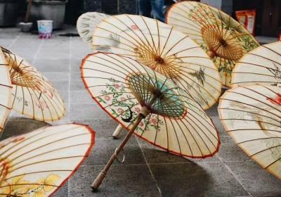 腾冲村寨手工艺术 | 油纸伞