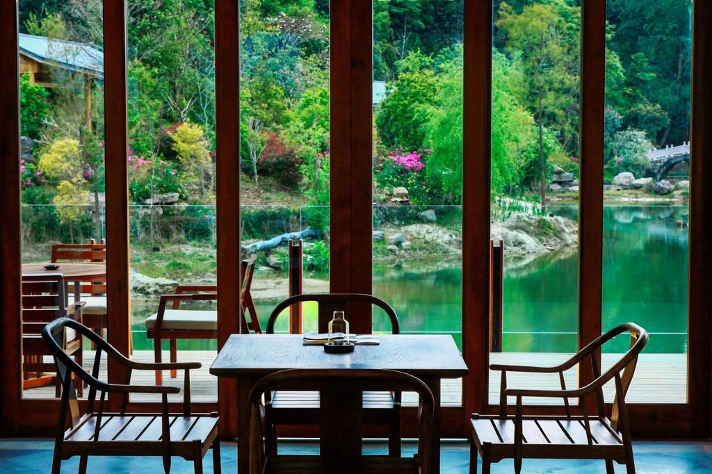 在云南腾冲和顺柏联酒店享受一场温泉SPA 才是冬天最正确的打开方式